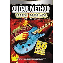 MVP Eddie Van Halen 50 Hottest Licks Guitar (DVD)