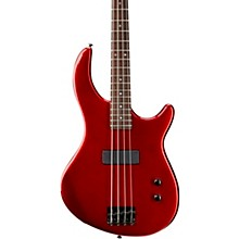 Edge 09 4-String Electric Bass Guitar Metallic Red