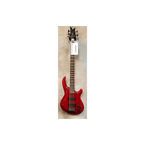 Dean Edge 5 String EMG Electric Bass Guitar-thumbnail