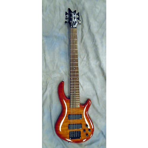 used dean edge q6 electric bass guitar guitar center