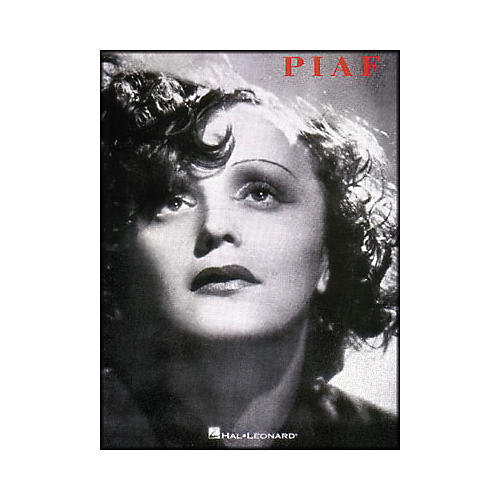 Hal Leonard Edith Piaf Song Collection arranged for piano, vocal, and guitar (P/V/G)-thumbnail