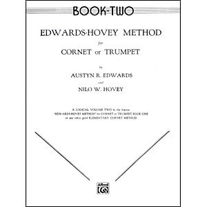 Alfred Edwards-Hovey Method for Cornet or Trumpet Book II by Alfred