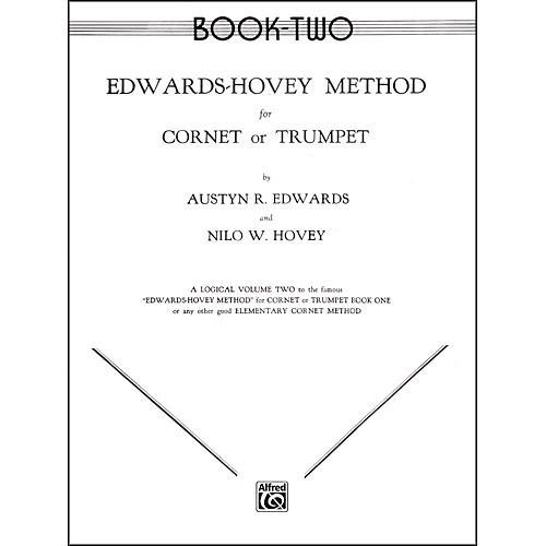 Alfred Edwards-Hovey Method for Cornet or Trumpet Book II