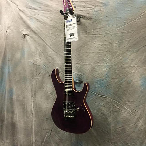 ESP Edwards Solid Body Electric Guitar-thumbnail