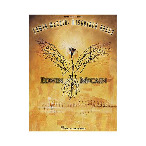 Hal Leonard Edwin McCain - Misguided Roses Book-thumbnail