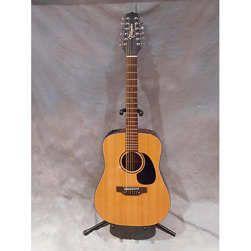 Takamine Ef-385 12 String Acoustic Electric Guitar