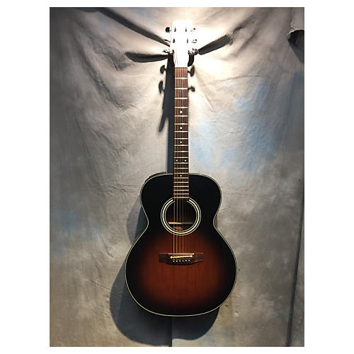 Takamine Ef444 Acoustic Electric Guitar