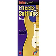 Cherry Lane Effects and Settings Book