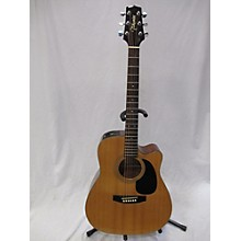 Takamine Eg330c Acoustic Electric Guitar