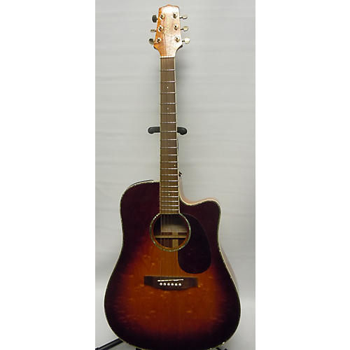 Takamine Eg333c Acoustic Electric Guitar