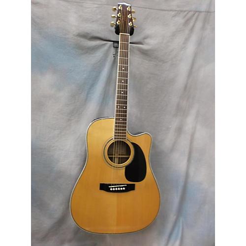 Takamine Eg334sc Acoustic Electric Guitar-thumbnail