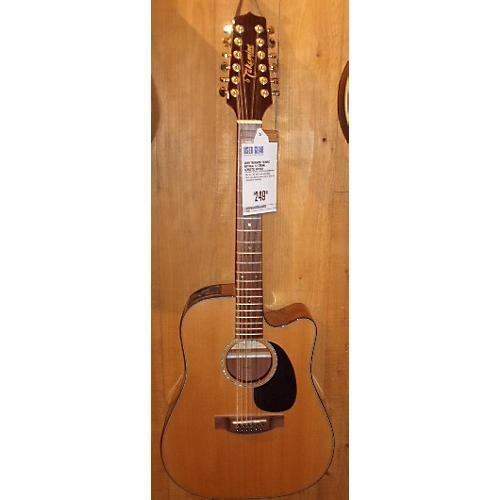 Takamine Eg345c 12 String Acoustic Guitar