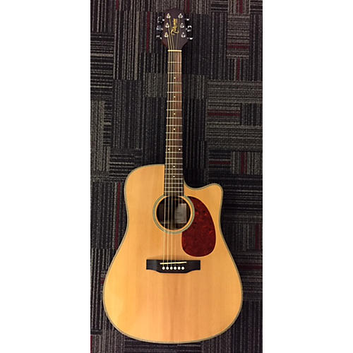 Takamine Eg511 Acoustic Electric Guitar-thumbnail