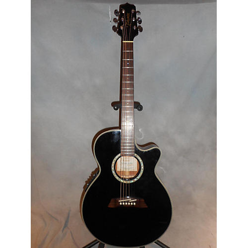 Takamine Eg561c Acoustic Electric Guitar-thumbnail