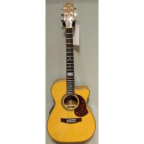 Maton Egb808c Acoustic Electric Guitar-thumbnail