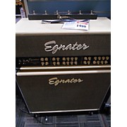 Egnater Egnater Tourmaster 4100 Guitar Amp Head And Tourmaster 212A 280W 2x12 Guitar Extension Cabinet Guitar Stack