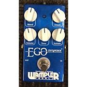 Ego Compressor Effect Pedal