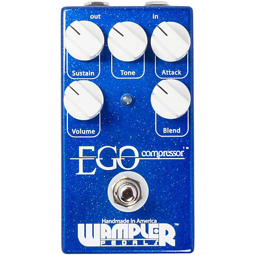 Wampler Ego Compressor Guitar Effects Pedal-thumbnail
