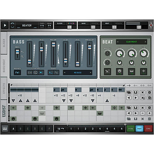 SUGAR BYTES Egoist Groove Instrument Software Download