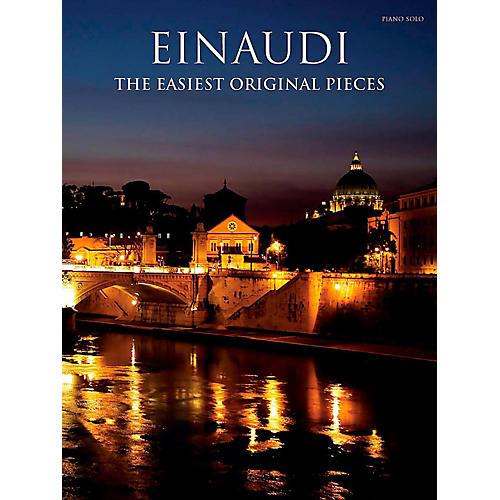 Hal Leonard Einaudi - The Easiest Original Pieces for Piano Solo-thumbnail