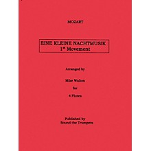 Carl Fischer Eine Kleine Nachtmusik Mvt.I (Book + Sheet Music)