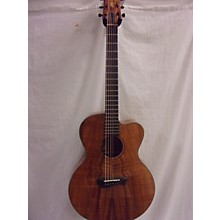 Tacoma Ekk19c KOA Acoustic Electric Guitar