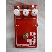 Malekko Heavy Industry Ekko 616 MKII Dark Analog Delay Effect Pedal