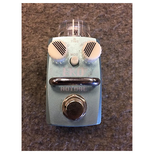 Hotone Effects Eko Delay Skyline Series Effect Pedal-thumbnail