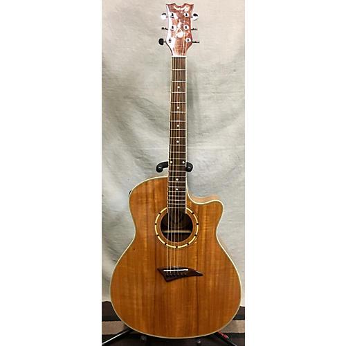 Dean Ekoa Acoustic Guitar Natural