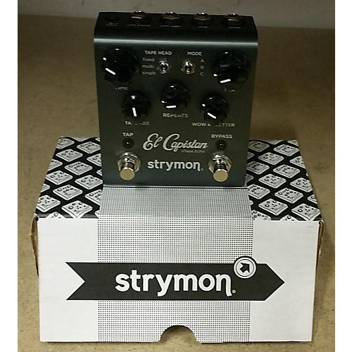 Strymon El Capistan Effect Pedal