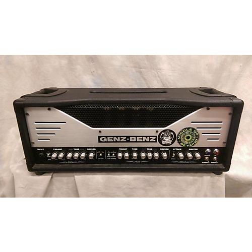 Genz Benz El Diablo 100 Tube Guitar Amp Head-thumbnail