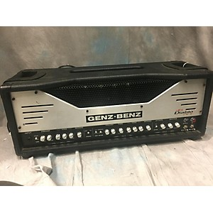 Pre-owned Genz Benz El Diablo 100 Tube Guitar Amp Head by Genz Benz