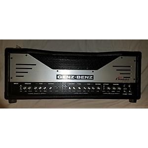 Pre-owned Genz Benz El Diablo 100 Tube Guitar Amp Head by Genz Benz