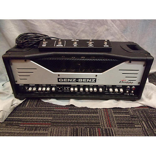 Genz Benz El Diablo 100w Tube Guitar Amp Head