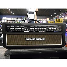 Genz Benz El Diablo 60 Tube Guitar Amp Head