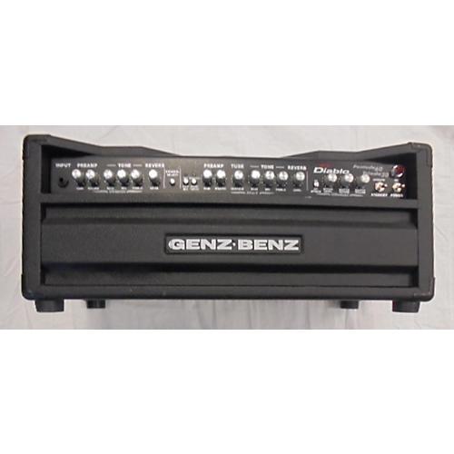 Genz Benz El Diablo 60 Tube Guitar Amp Head-thumbnail