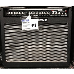 Pre-owned Genz Benz El Diablo 60 Tube Guitar Combo Amp by Genz Benz