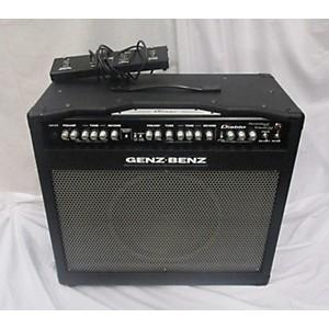 Pre-owned Genz Benz El Diablo 60 Tube Guitar Combo Amp by Genz Benz