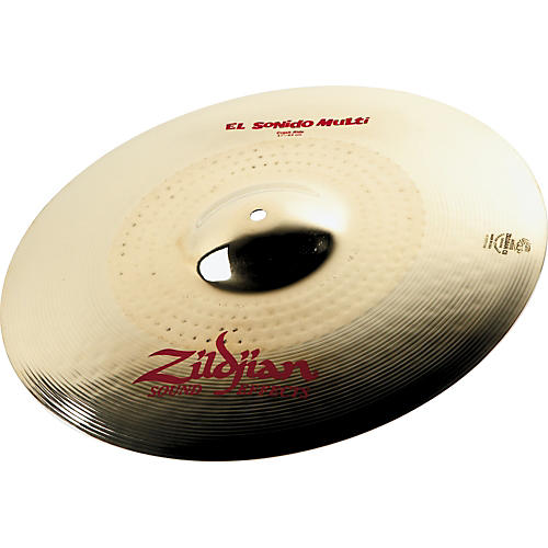 Zildjian El Sonido Multi Crash Ride 17 In.