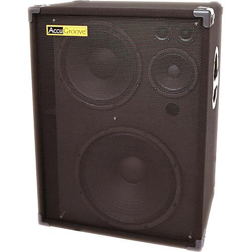 AccuGroove El Whappo Bass Cabinet
