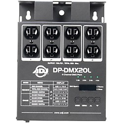 Elation DP-DMX-20L DMX Dimmer Pack (DP-DMX20L)