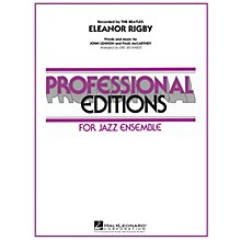 Hal Leonard Eleanor Rigby Jazz Band Level 5 by The Beatles Arranged by Eric Richards