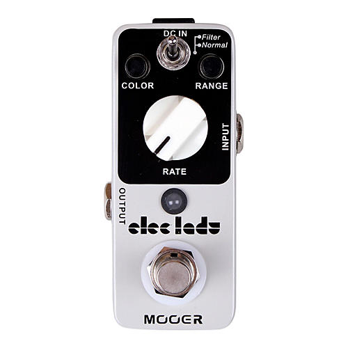 Mooer Eleclady Classic Analog Flanger Guitar Effects Pedal-thumbnail