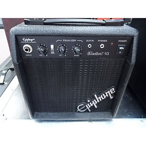 Pre-owned Epiphone Elector 10 Battery Powered Amp by Epiphone