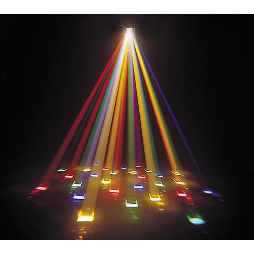 American DJ Electra II Multi Colored Sound Active Effect Light