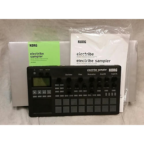 Korg Electribe 2s Production Controller