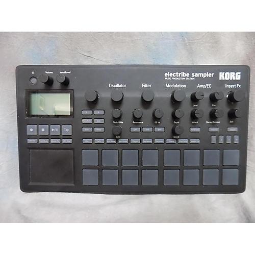 Korg Electribe2 Sampler Production Controller