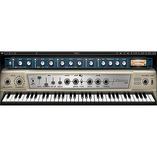 Waves Electric 200 Piano-thumbnail
