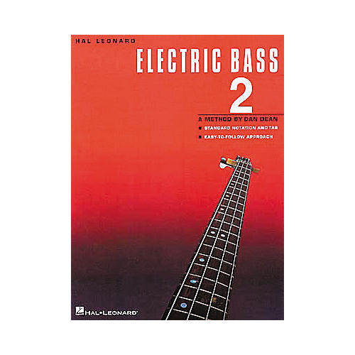 Hal Leonard Electric Bass 2 Book-thumbnail
