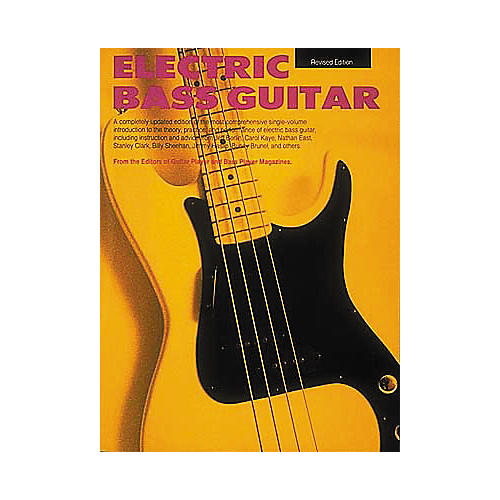 hal leonard electric bass guitar book guitar center. Black Bedroom Furniture Sets. Home Design Ideas